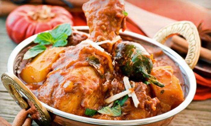 Mehak Indian Cuisine - Pinehurst: $10 for $20 Worth of Indian Cuisine and Drinks at Mehak Indian Cuisine