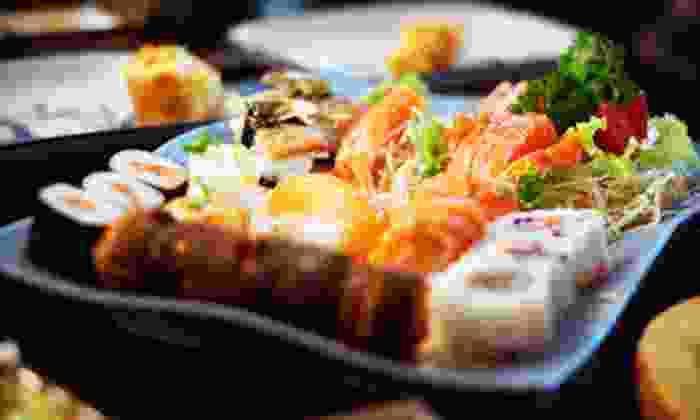 I Sushi & Teppan - Chandler: $15 for $30 Worth of Sushi and Teppanyaki at I Sushi & Teppan