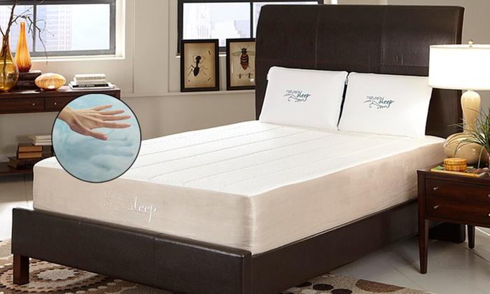 Nature S Sleep Gel Mattress