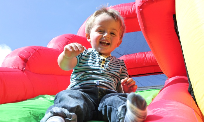 Monkey Joe's - Shoppes at Sawgrass: $139 for a Jumping Jubilee Party for Up to 24 Kids at Monkey Joe's (Up to $289 Value)