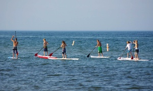 MACkite Boardsports Center: One- or Two-Day Standup Paddleboard Rental for One or Two at MACkite (Up to 55% Off)