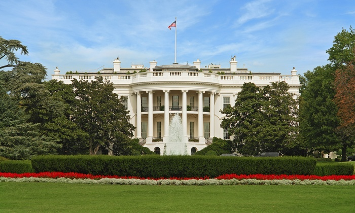 Onboard Tours - White House Gifts: Day and/or Night Mini Bus Tours of Washington D.C. through OnBoard Tours (Up to 50% Off)