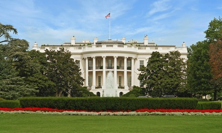 Day and/or Night Mini Bus Tours of Washington D.C. through OnBoard Tours (Up to 50% Off)