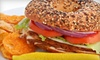 New York Bagel Cafe & Deli - Ironwood Square: $8 for $16 Worth of Bagels, Sandwiches, and Deli Food at New York Bagel Cafe & Deli