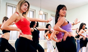 The Dance Academy: 10 or 20 Zumba, Yoga, or Pilates Classes at The Dance Academy (Up to 78% Off)