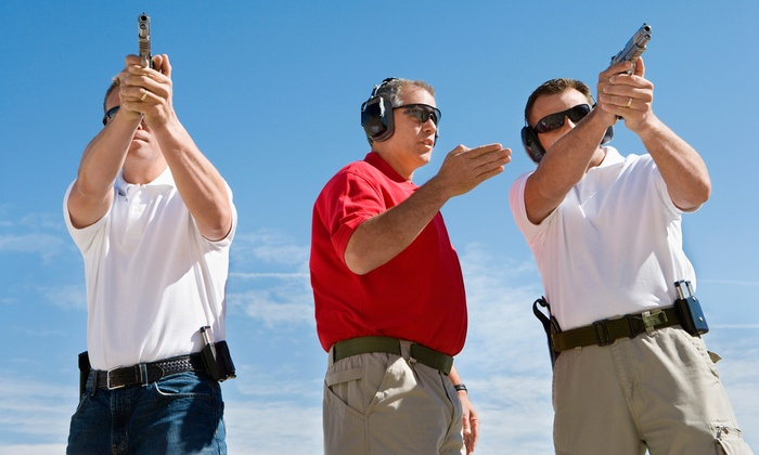 ADAPT Academy - Clark County Shooting Complex-  NDOW Education Center: Nevada or Multistate Concealed-Firearms Permit Course from ADAPT Academy (Up to 48%Off)