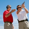 Up to 50% Off Range Time or Firearms Training Package