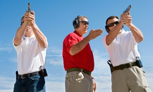 ADAPT Academy: Nevada or Multistate Concealed-Firearms Permit Course from ADAPT Academy (Up to 48%Off)