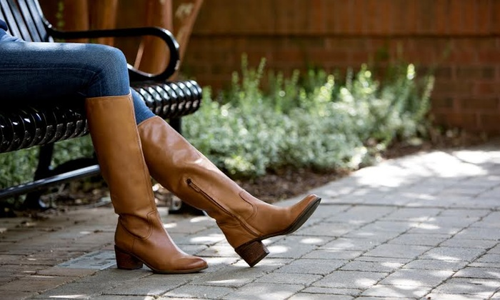 Heels.com: Designer Heels, Boots, and Shoes from Heels.com (51% Off). Two Options Available.