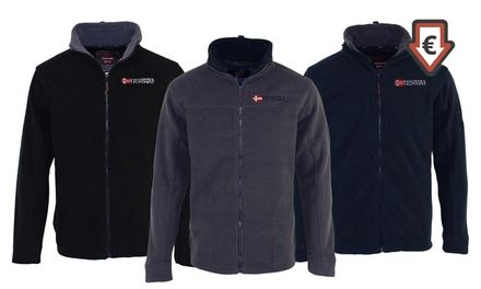 Fleecejack Geographical Norway voor mannen