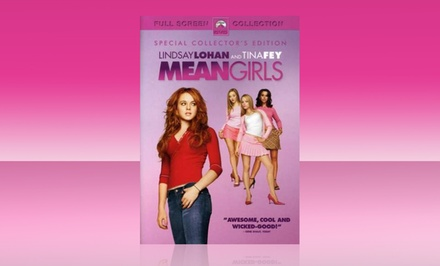 Mean Girls DVD. Free Returns.