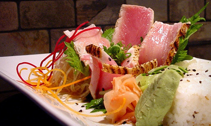 Typhoon Asian Bistro - Typhoon Asian Bistro: Three-Course Pan-Asian Dinner for Two or Four at Typhoon Asian Bistro (Up to 55% Off)
