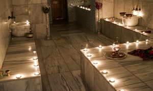 Pampering Palace: 90-Minute Turkish Hammam Treatment For One Or Two from £38 at Pampering Palace