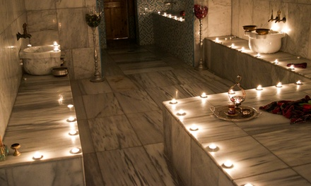 90-Minute Turkish Hammam Treatment For One Or Two from £38 at Pampering Palace