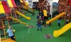 Rainbow Swing Set Superstore - East Bloomington: Four Play Sessions or Birthday Party for Up to 15 Children at Rainbow Swing Set Superstore (Up to 50% Off)