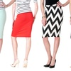 Moa Collection Bodycon Pencil Skirt