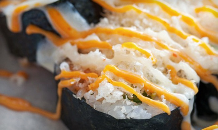 How Do You Roll? - Downtown Phoenix: $10 for $20 Worth of Custom Sushi at How Do You Roll?