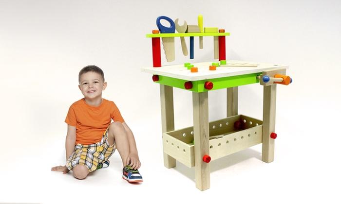 etabli pour enfant groupon. Black Bedroom Furniture Sets. Home Design Ideas