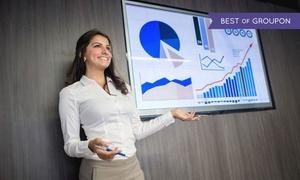 """Argumentorik Online-Akademie: Online-Training """"Präsentieren mit PowerPoint: Begeistere Dein Publikum!"""" bei Argumentorik Online-Akademie (63% sparen*)"""