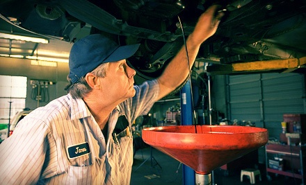 Oil Change (a $38 value) - 6 to 6 Auto Service in Lincoln