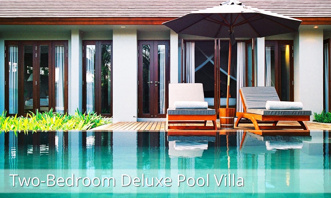 Hua Hin's Pool Villa for Up to 4 8