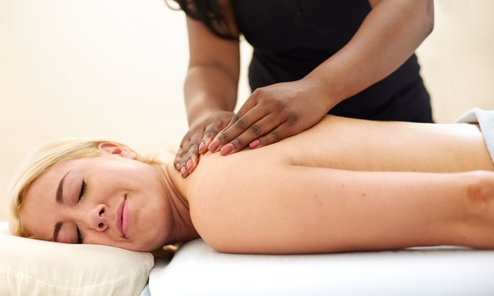 Hands On Wellness Spa - Riviera: One or Three Custom Massages with Aromatherapy Facial Masks at Hands On Wellness Spa (Up to 52% Off)