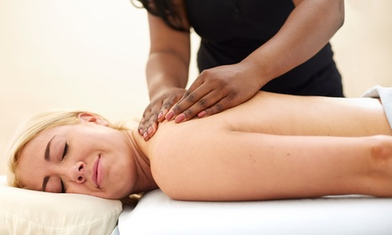 $39 for a 60-Minute Massage with Choice of Upgrade at Natural Therapeutics ($75 Value)