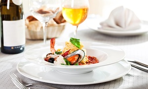 Villa Toscana: Three-Course Italian Meal with Prosecco for Two or Four at Villa Toscana (Up to 59% Off)
