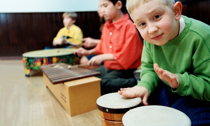 MusicalMe - Saratoga: $136 for 12 Kids' Music Classes at MusicalMe ($230 Value). Four Options Available.