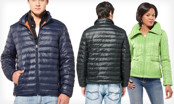 Halifax Packable Down Jackets: $34.99 for Men and Women's Down Jackets (Up to $229 List Price). Multiple Options Available. Free Shipping.