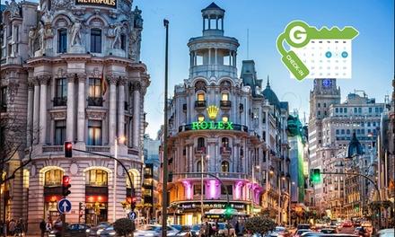 Madrid: estancia para 2 personas con desayuno, minibar y late check-out en Vitium Urban Suites