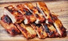 Fatboys Southern Smokehouse - Byward Market - Parliament Hill: Takeout Barbecue Meal for 4, 8, or 10 from Fatboys Southern Smokehouse (Up to 52% Off)
