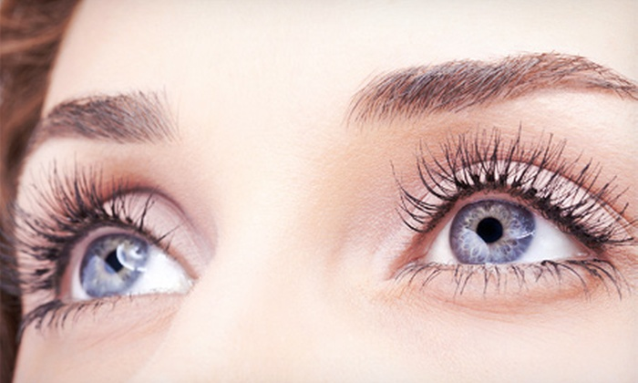 Studio M Hair Salon - Newmarket: Full Set of Mink Eyelash Extensions with Optional Refills at Studio M Hair Salon (Up to 71% Off)