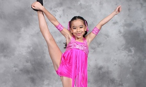 Universal Dance Studios: One Month of Two or Three Kids' Classes or Two Adult Classes Each Week at Universal Dance Studios (Up to 84% Off)