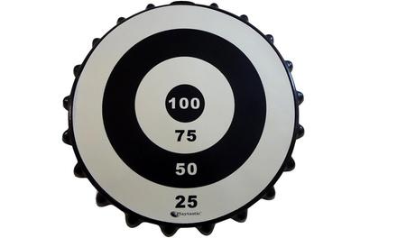 Magnetische Zielscheibe in origineller Kronkorken-Form (Munchen)