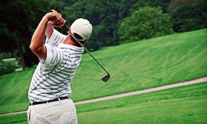 Deer Run Golf Club - Lowell: Round of Golf with Cart Rental for Two or Four on a Weekend or Weekday at Deer Run Golf Club in Lowell (Up to 53% Off)