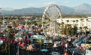 2014 Los Angeles County Fair Visit for Two or Four with Parking on August 29 Through September 28 (Up to 49% Off)