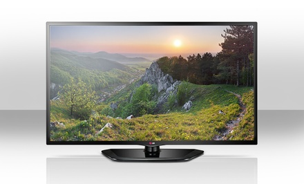 "groupon daily deal - LG 42"" LED 120Hz 1080p Smart TV (42LN5700). Free Returns."