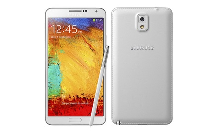 Samsung Galaxy Note 3 (GSM Unlocked)
