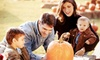 The Pumpkin Patch Fall Festival San Antonio - Far West Side: $40 for a Fall-Festival Package for Four with Hayride at The Pumpkin Patch Fall Festival San Antonio ($80 Value)