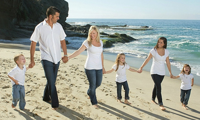 Yuen Lui Studio - San Diego: $49 for a Photo-Shoot Package with Prints and Digital Image at Yuen Lui Studio ($485 Value)