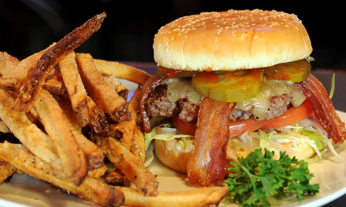 Bad Albert's Tap & Grill - Adams: $15 for $30 Worth of Bar Food and Drinks at Bad Albert's Tap & Grill