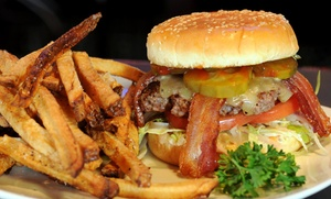 Bad Albert's Tap & Grill: $15 for $30 Worth of Bar Food and Drinks at Bad Albert's Tap & Grill