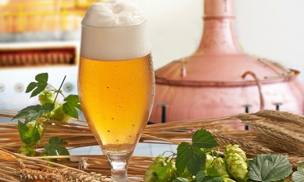 $6 for $10 Worth of Beer and Wine — Woodland Empire Ale Craft