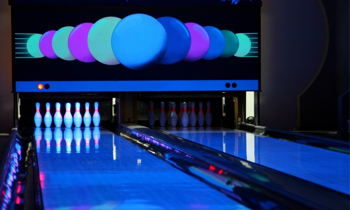 Jillian's  - Universal City: Two Games of Bowling and Shoe Rental for Two or Four at Jillian's – Universal City (Up to 55% Off)