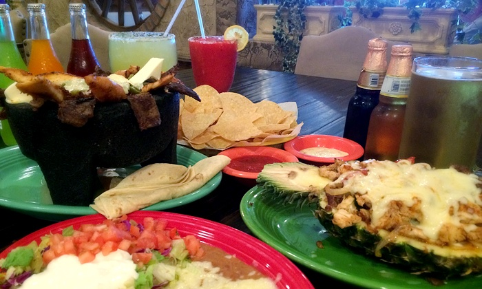 San Jose Mexican Restaurant - Blaine: Mexican Food for Lunch or Dinner at San Jose Mexican Restaurant (Up to 50% Off)