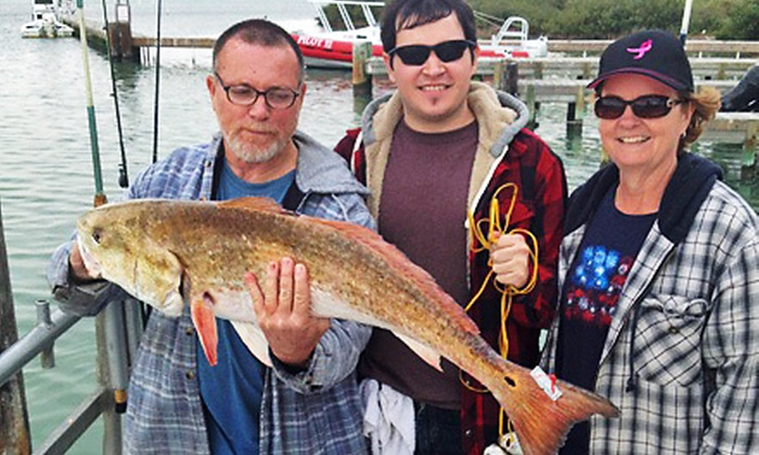 Isla Tours - East Cameron: Bay-Fishing Trip for Two or Four from Isla Tours (Up to 58% Off)