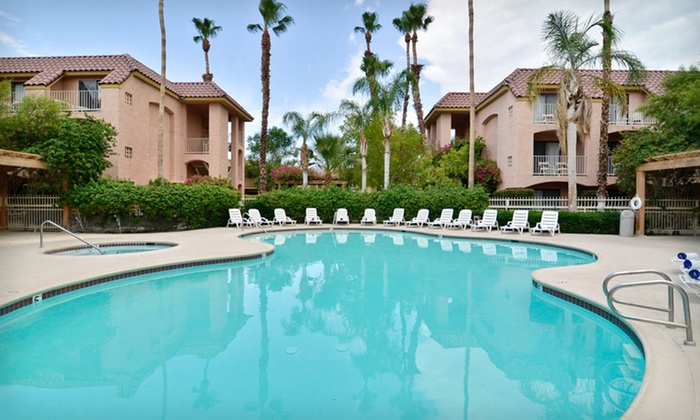 Best Western Plus Palm Desert Resort - Palm Desert, CA: One-Night Stay at Best Western Plus Palm Desert Resort in Palm Desert, CA