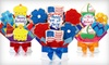 Corso's Cookies **NAT**: Cookie Bouquets from Corso's Cookies (Up to 63% Off). Two Options Available.