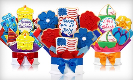 Cookie Bouquets from Corso's Cookies (Up to 63% Off). Two Options Available.